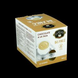 Chocolate a la Taza Blanco